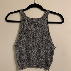 Forever 21 Knit Cropped Top